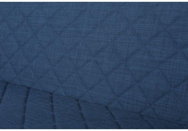 Кресло - банкетка VALENCIA (130*59*85 cm - текстиль) синяя - Фото №2