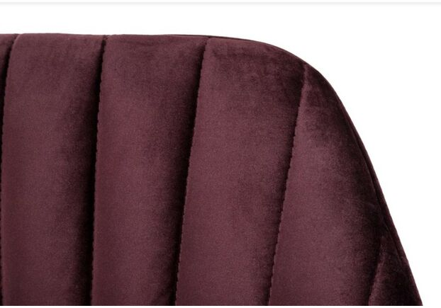 Кресло - банкетка BENAVENTE (1500*610*810 текстиль) гранат - Фото №2
