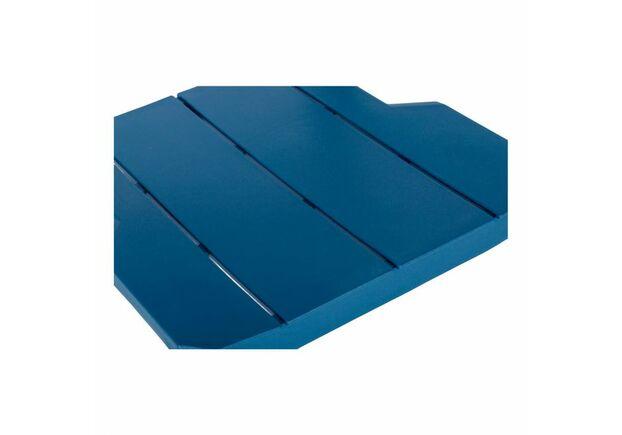 Стул ADONIC (51.5*47*80.5) синий - Фото №2