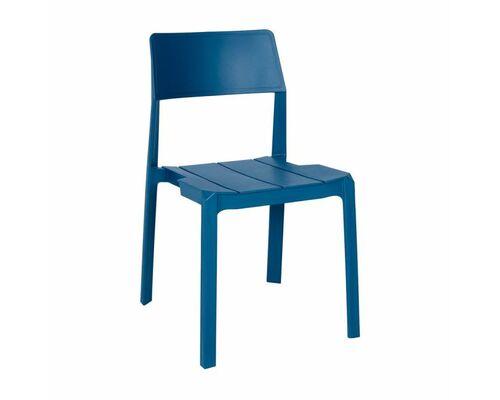 Стул ADONIC (51.5*47*80.5) синий - Фото №1