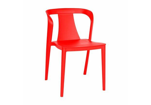 Стул IVA (51.5*53*78) красный - Фото №1