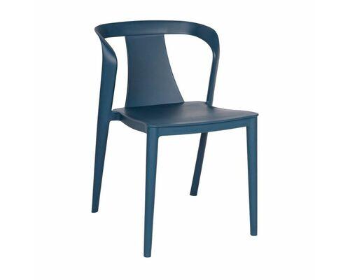 Стул IVA (51.5*53*78) синий - Фото №1