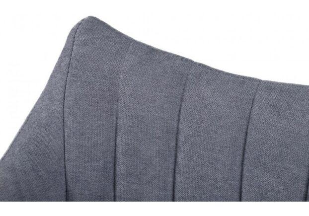 Кресло BONN (64*60*87 cm текстиль) темно-серый - Фото №2