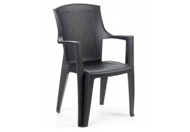 Кресло EDEN антрацит - Фото №1