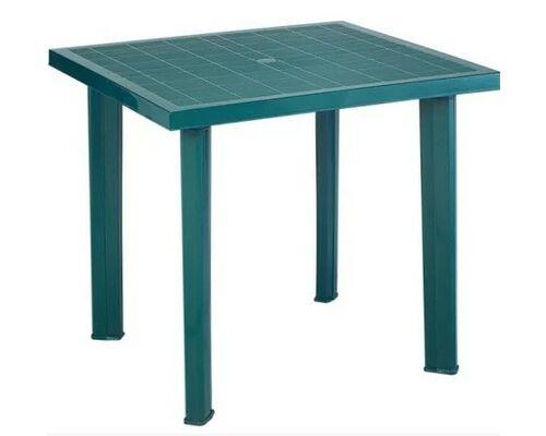 Стол FIOCCO 75x80 зеленый - Фото №1