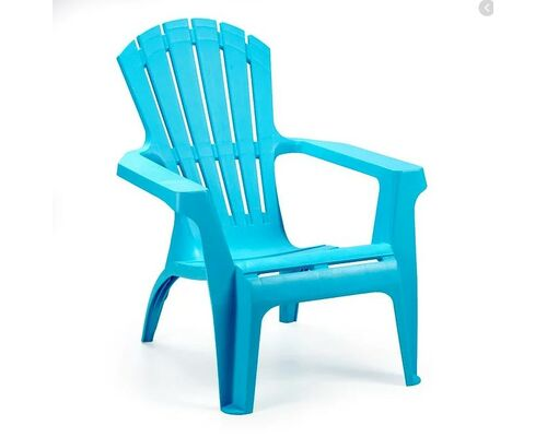 Кресло DOLOMITI голубое - Фото №1