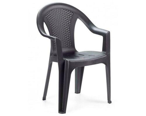 Кресло ISCHIA антрацит - Фото №1