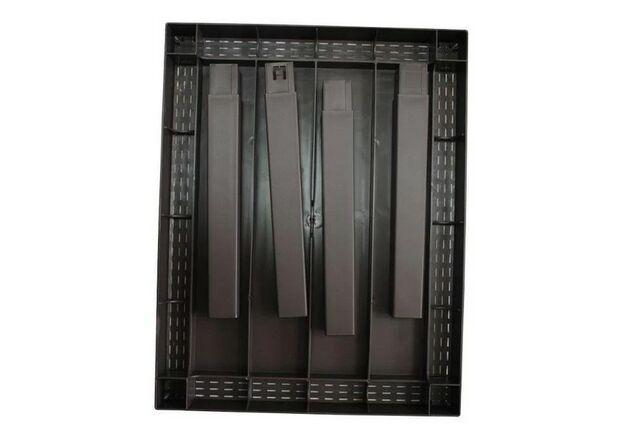 Столик JACK 59x46x40 коричневый - Фото №2