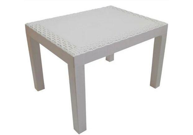Столик JACK 59x46x40 белый - Фото №1