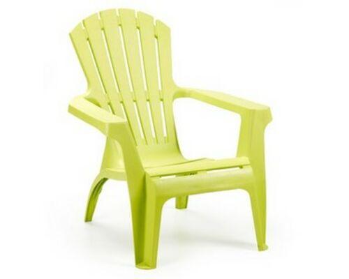 Кресло DOLOMITI лайм - Фото №1