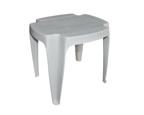 Столик SIUSI 42х37х38 белый - Фото №1