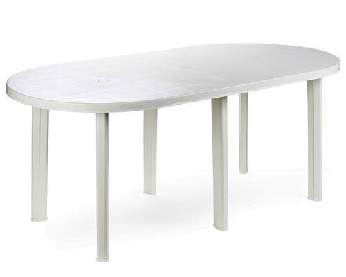 Стол TAVOLO 180x90x72 белый - Фото №1