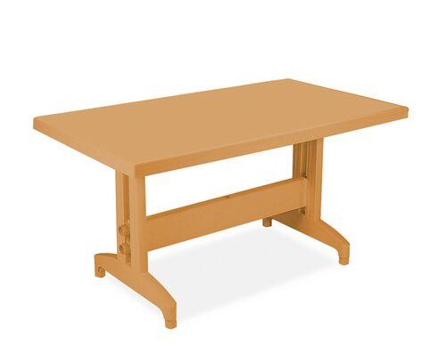 Стол для сада Престиж 140*80 см тик 13 - Фото №1