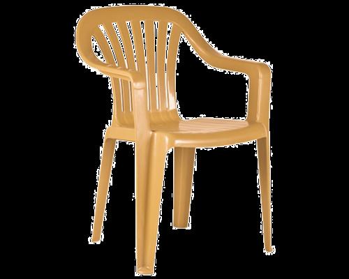 Кресло пластиковое для сада Тропик тик 13 - Фото №1