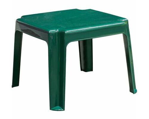 Столик к шезлонгу зеленый - Фото №1