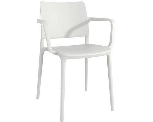 Стул пластиковый Joy-K белый - Фото №1