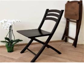 Обзор складных дизайнерских деревянных стульев Silla