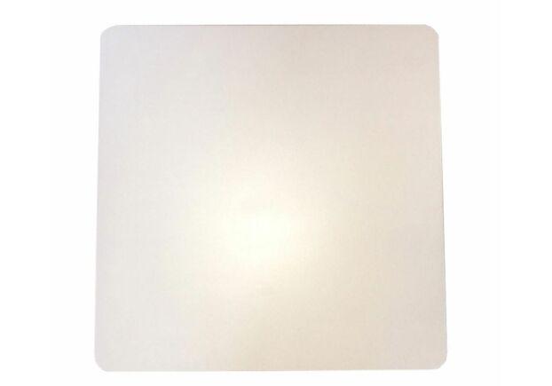Столешница квадратная белая Алор HPL 60*60 см толщина 25 мм  - Фото №2
