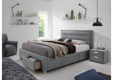 Кровать Ines signal 160 х 200 см серая