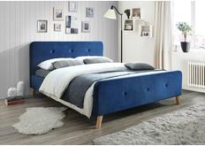 Кровать Malmo Signal (Малмо) 1600 х 2000 вельвет