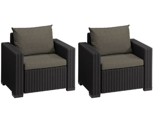 Комплект 2 кресла Сalifornia chair - Фото №1