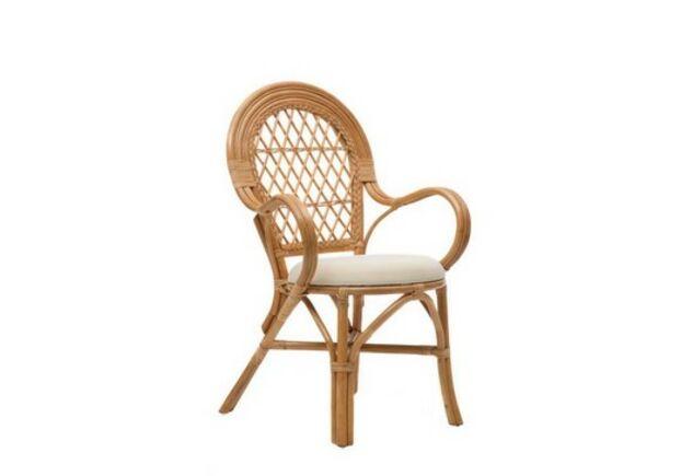 Кресло Бали из натурального ротанга - Фото №1