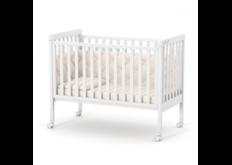 Детская кроватка Соня ЛД-12 цвет белый