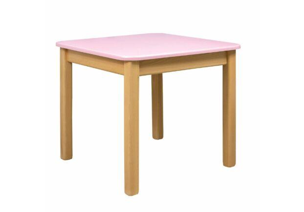 Стол детский Veres МДФ розовый - Фото №1