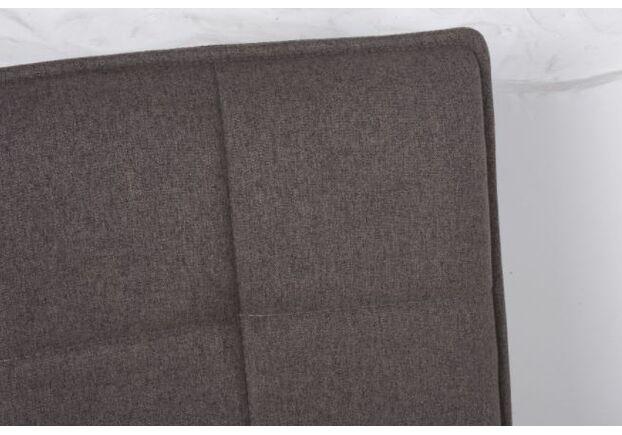 Стул поворотный MADRID (56*44*85 cm - текстиль) кофейный - Фото №2