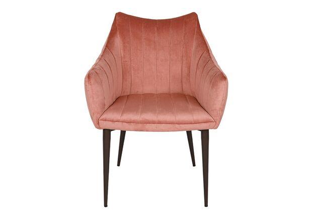 Кресло BONN (64*60*87 cm велюр) терракот - Фото №2