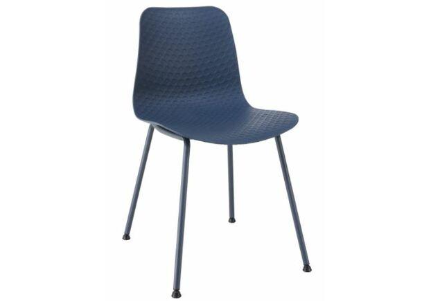 Стул Freesia (48*44,5*80см) синий - Фото №1