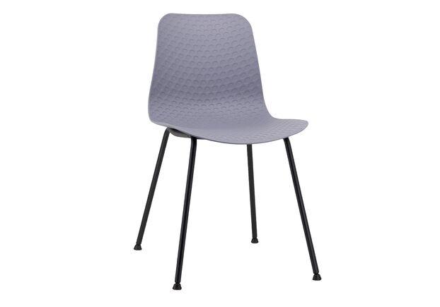 Стул Freesia (48*44,5*80см) серый - Фото №1