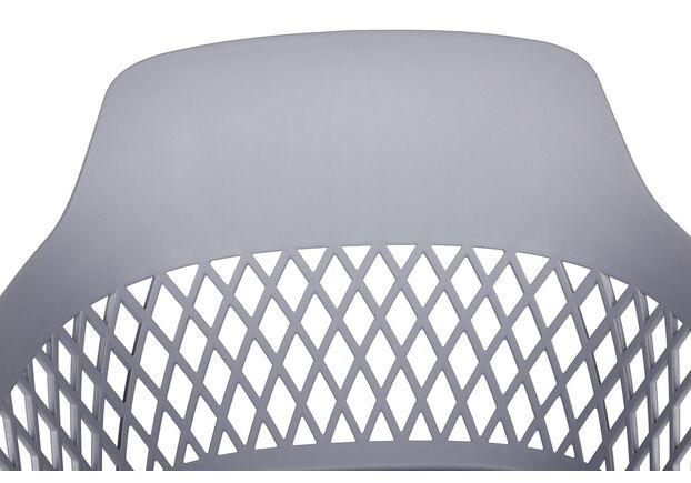 Стул Lavanda (57*57*82) Roll серый - Фото №2