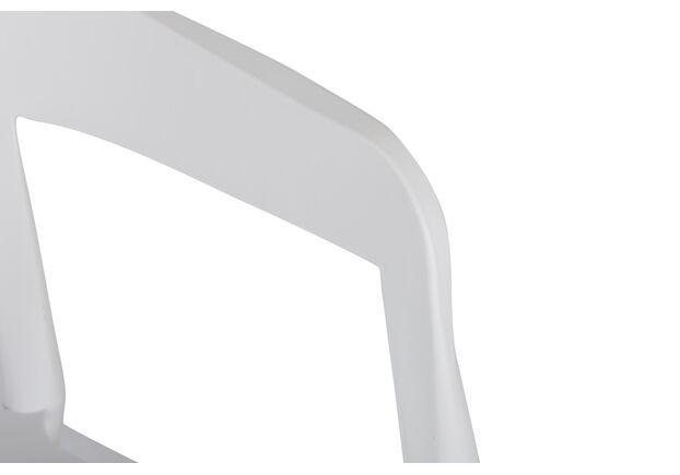 Стул Petunia (52*56,5*74,5см) белый - Фото №2