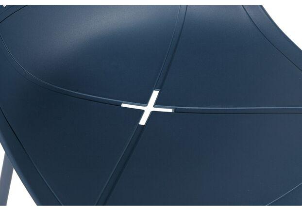 Стул Primula (53*46*86см) синий - Фото №2
