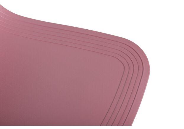 Стул Violet (48,5*44,5*80см) сиреневый - Фото №2