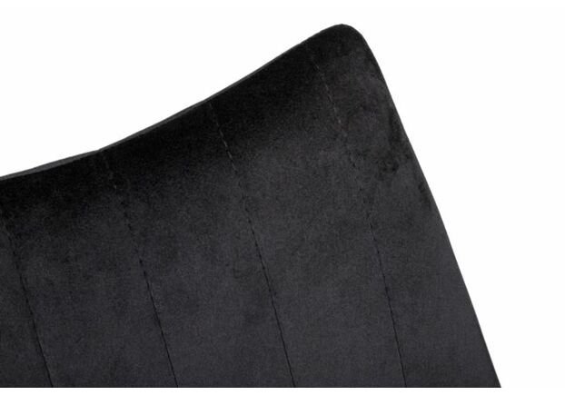 Стул SAVANNAH NEW (55*61*78 cm текстиль) черный - Фото №2