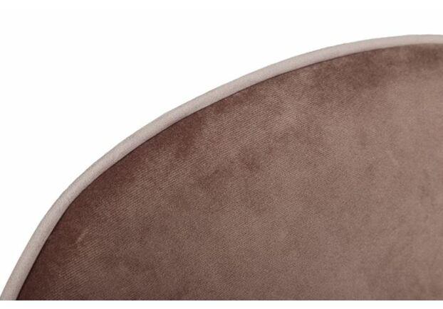 Стул SHIRLEY (49*59*83 cm текстиль) мокко - Фото №2