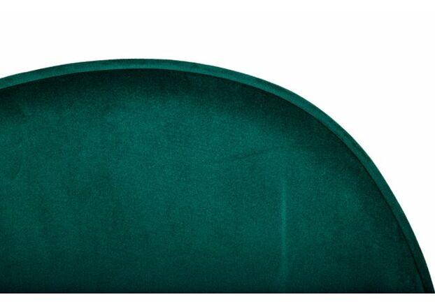 Стул SHIRLEY (49*59*83 cm текстиль) изумрудный - Фото №2