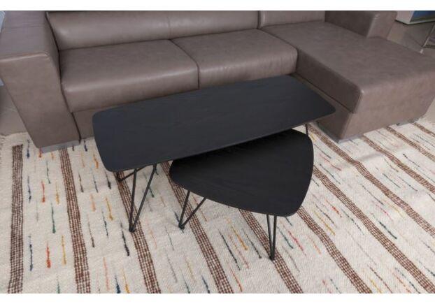 Стол журнальный LYON b (120*50*47*1.8) венге - Фото №2