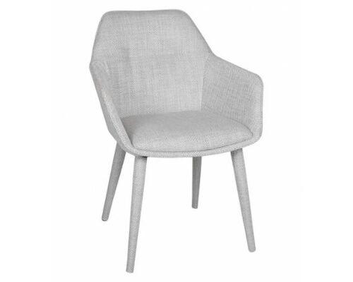 Кресло Toro (610*620*880 текстиль) серый - Фото №1