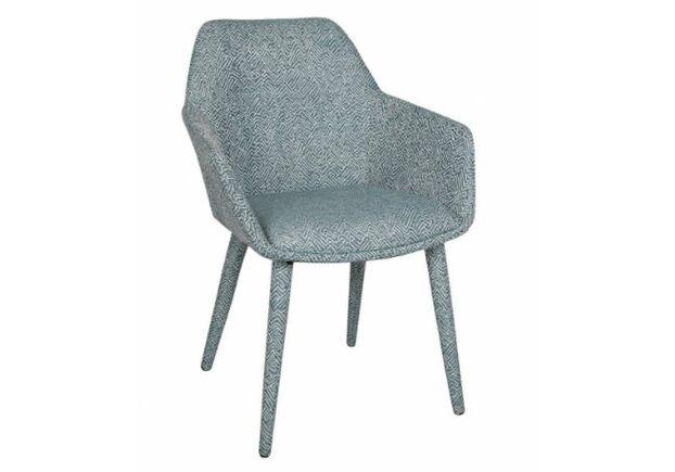 Кресло Toro (610*620*880 текстиль) изумруд - Фото №1
