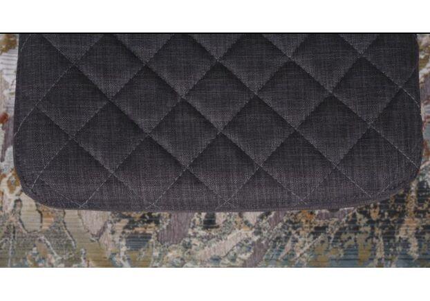 Стул VALENCIA (60*51*88 cm - текстиль) темно-серый - Фото №2