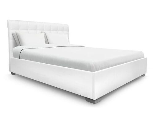Двуспальная кровать Кантри спальное место 160*200 см с подъемным механизмом - Фото №1