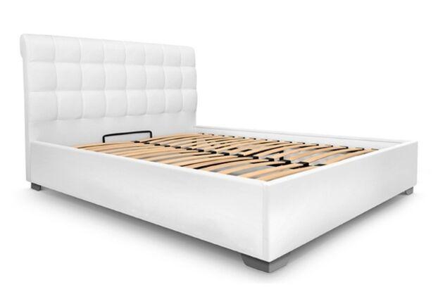 Двуспальная кровать Кантри спальное место 160*200 см с подъемным механизмом - Фото №2
