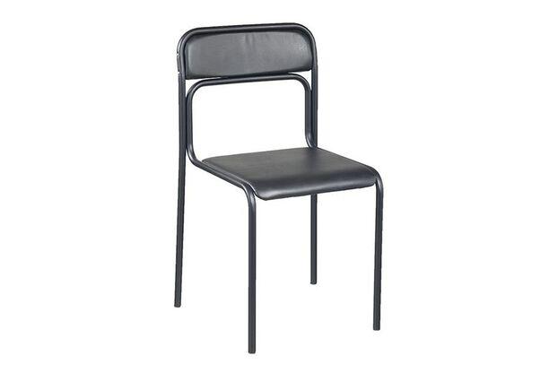 Кресло Стул ASCONA black V-CERATA - Фото №1