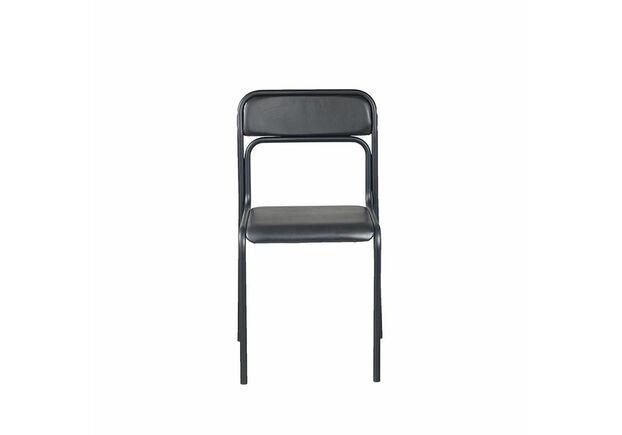 Кресло Стул ASCONA black V-CERATA - Фото №2