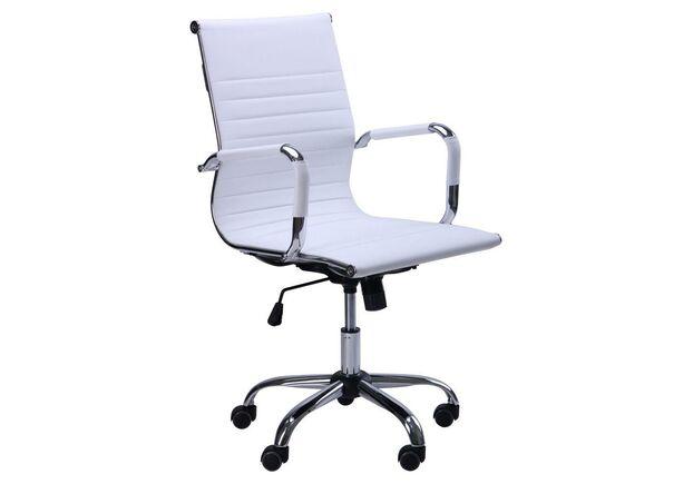 Кресло офисное Slim LB Anyfix белый - Фото №1