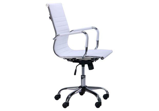 Кресло офисное Slim LB Anyfix белый - Фото №2