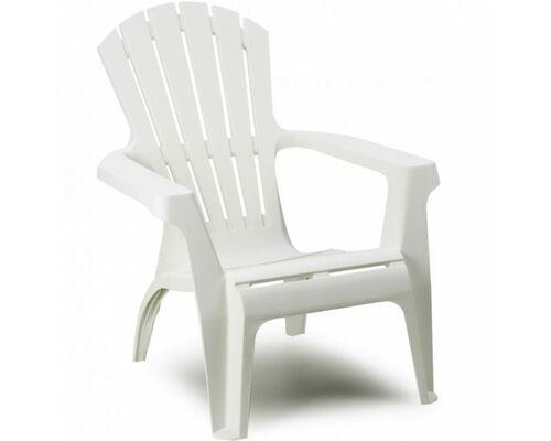 Кресло Dolomiti белое - Фото №1